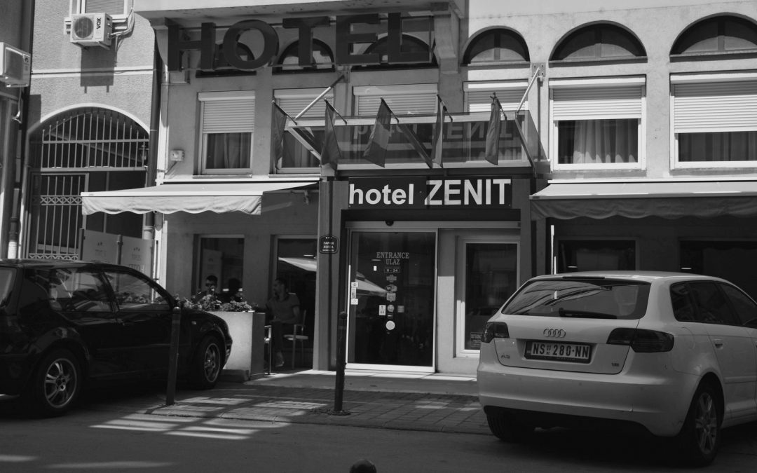 Invitation to Associations – Hotel Zenit Novi Sad Serbia