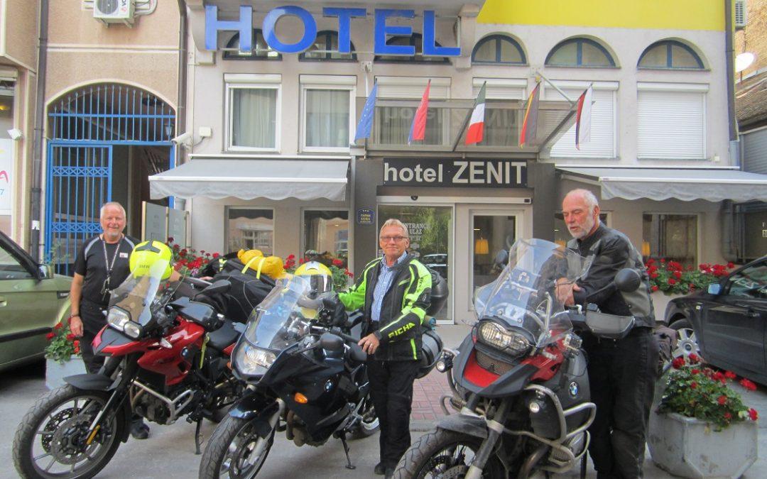 Moto fest u Novom Sadu