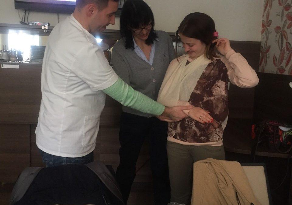 Obuka prve pomoći u hotelu Zenit