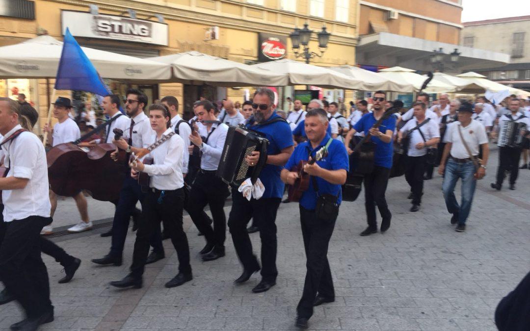 Počeo Tamburica fest u Novom Sadu